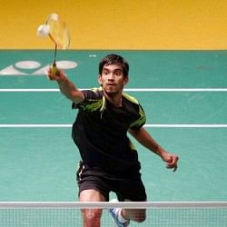 Can K Srikanth break into the top 5 of the men's badminton world rankings some day?