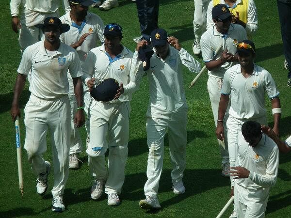 Irani Cup: Gopal, Vinay bowl Karnataka to innings win