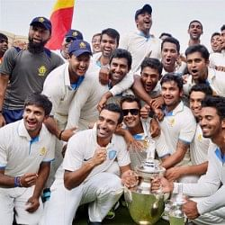 Cash prizes announced by State Govt. and KSCA for Karnataka's Ranji Trophy triumph