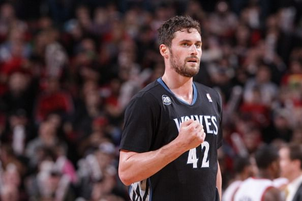 Player Spotlight: Kevin Love, one of the few complete players in the NBA
