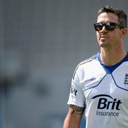 Stats: Kevin Pieterson has highest Test batting average for England since 1980