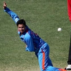 Kuldeep Yadav - India's big spin bowling hope
