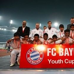 Shillong Lajong Under-16 boys to participate in 2014 FC Bayern Youth Cup in Delhi