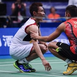 Lee Chong-Wei and Lin Dan to play doubles together in exhibition game