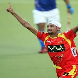 Indian hockey's new poster boy: Mandeep Singh