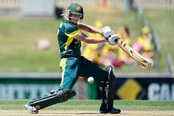 Australia's Meg Lanning becomes number-one ranked T20I batter
