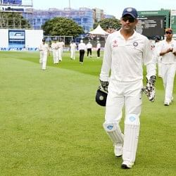 Rahul Dravid and Sourav Ganguly disappointed with MS Dhoni's stubborness