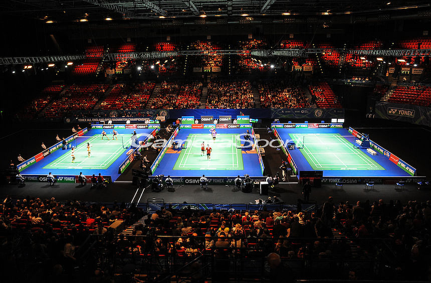 All England Badminton Championships to remain at Birmingham up to 2021