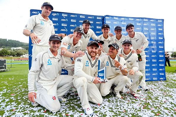 New Zealand vs India 2014: Kohli helps India draw Test, New Zealand win series after McCullum scores 302