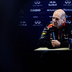 Red Bull's Adrian Newey criticizes double points rule, equates F1 with WWE