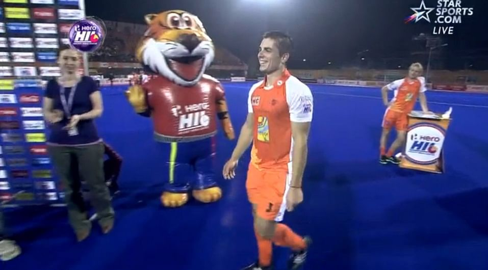 Hero Hockey India League 2014: Statistics from round robin phase
