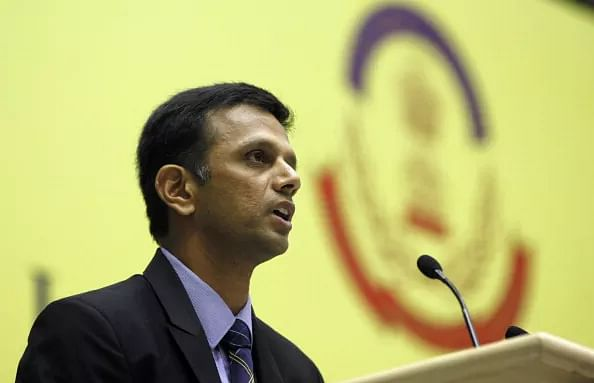 Overseas losses are a 'blessing in disguise' - Rahul Dravid