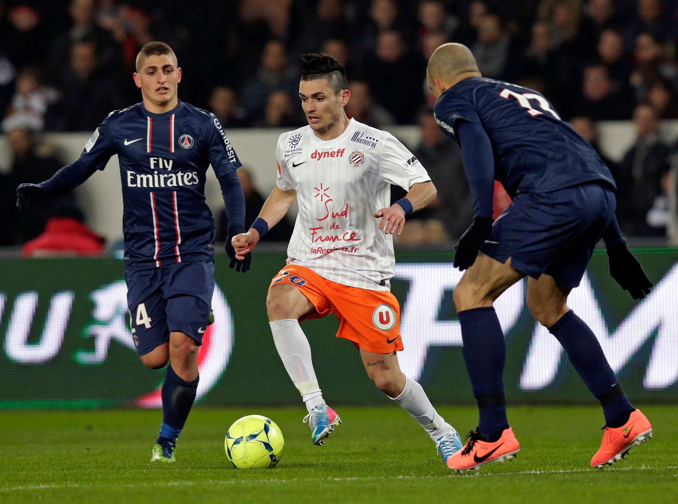 Montpellier midfielder Remy Cabella: Manchester United would be a dream move