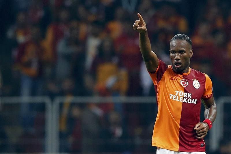 "Didier Drogba: ""I nearly joined Arsenal"""
