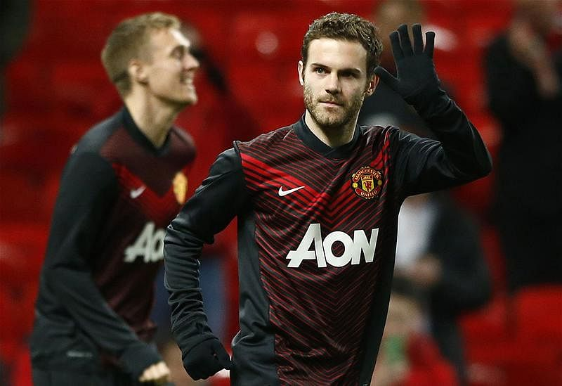Mata: De Gea was important in my decision to join Manchester United