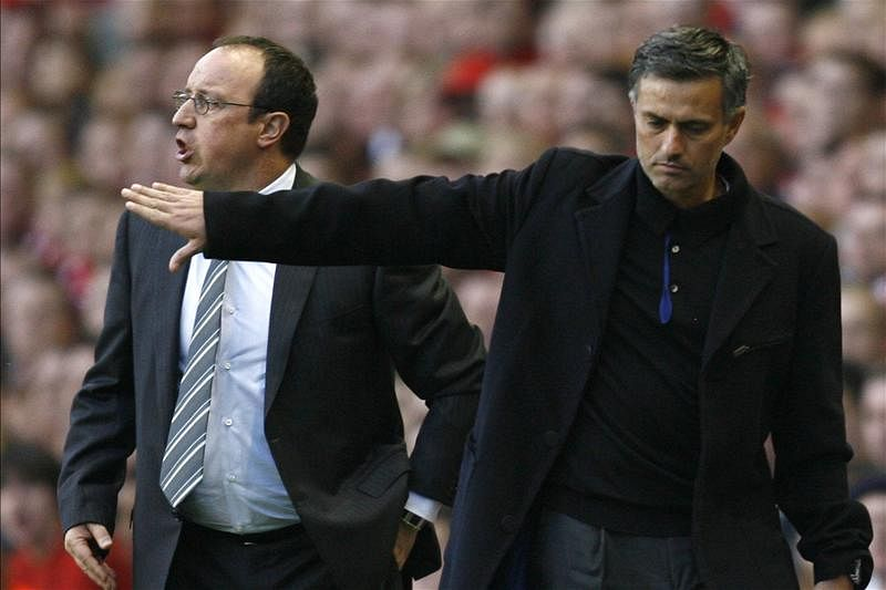 Jose Mourinho takes a dig at Rafa Benitez: Last season was Chelsea's worst year