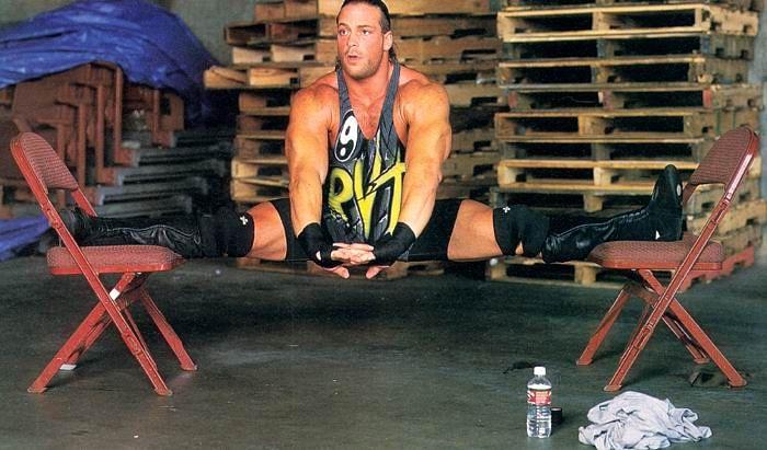Backstage news on Rob Van Dam s WWE returnRob Van Dam