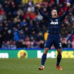 Rumour: Robin van Persie to make a shock return to Arsenal in the summer