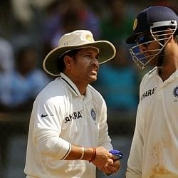 MS Dhoni calls Sachin Tendulkar the ideal role model