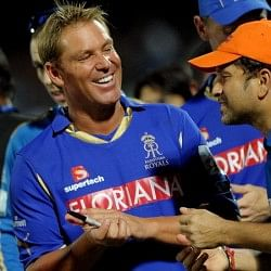 Sachin Tendulkar and Rahul Dravid re-unite; to face off against Shane Warne again