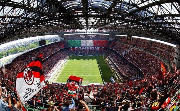 Stadion San Siro Jadi Tuan Rumah Final Liga Champions 2015/2016