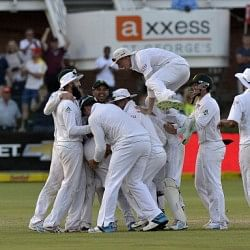South Africa produce a stunning comeback to halt the Australian juggernaut