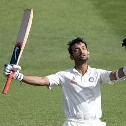 Ajinkya Rahane grateful to Rahul Dravid, Sachin Tendulkar after maiden Test century