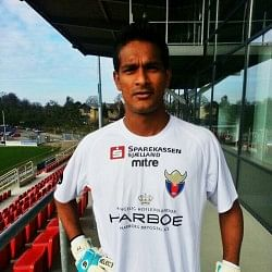 Subrata Pal finally gets work permit to play in Denmark