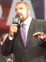 Triple H talks about Vince McMahon, his role in the WWE and more