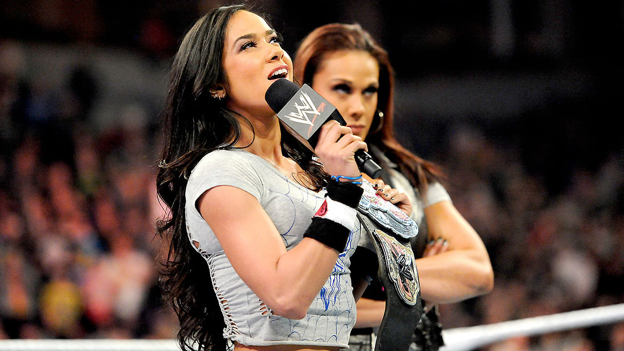 AJ Lee needs a good Rival to cement herself as a WWE Divas Champion