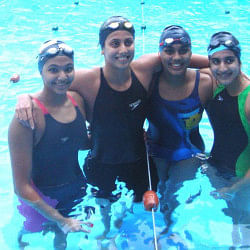 Aditi Dhumatkar creates history, becomes first Indian woman to swim 5000 metres within an hour