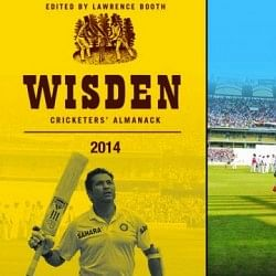 Sachin Tendulkar first Indian cricketer to feature on Wisden Almanack's cover