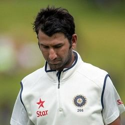 Cheteshwar Pujara appointed as brand ambassador of Gujarat State Election Commission