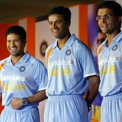 Sachin Tendulkar did not want to bat at number 4, says Sourav Ganguly