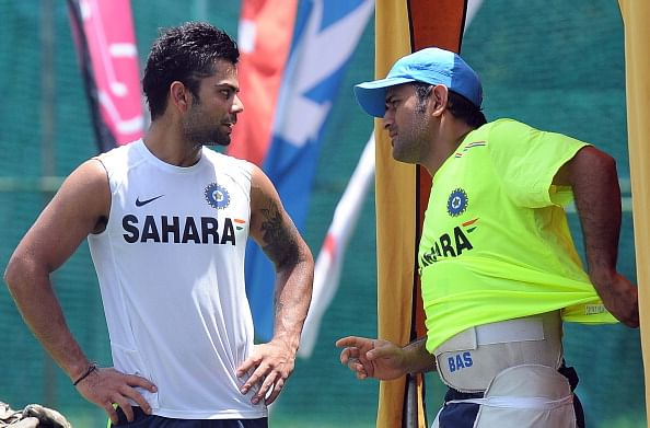 Virat Kohli aware of added pressue due to MS Dhoni's absence at the Asia Cup