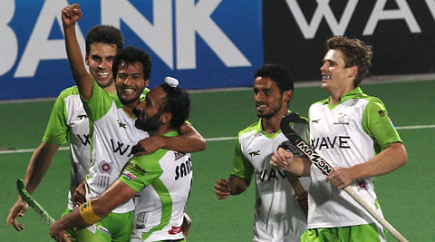 Delhi Waveriders crowned HIL champions after dramatic shoot-out