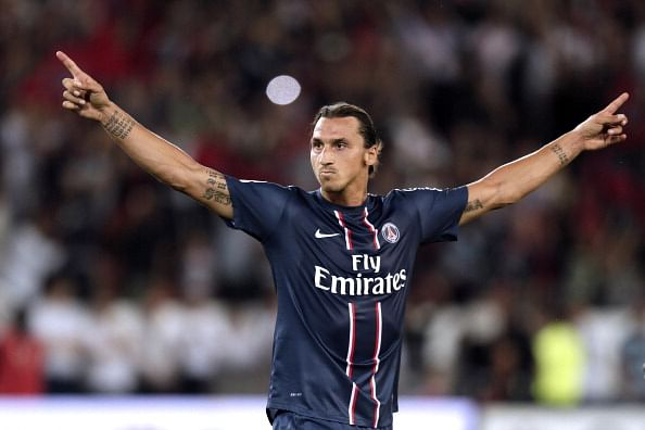 Zlatan Ibrahimovic mocks tabloid Daily Mirror for faking an entire interview with the striker