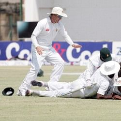Zimbabwe players finally end their strike