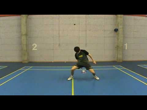 Video: Swiss Badminton Trickshots are back