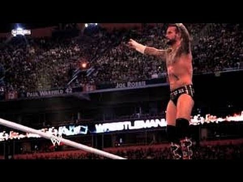 Video: CM Punk WWE Tribute