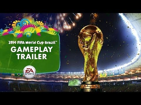 Video: EA Sports release new FIFA World Cup 2014 trailer