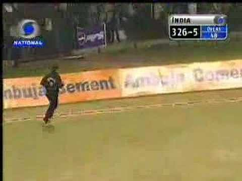 Video: Rahul Dravid's 50 from just 22 balls