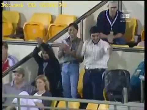 Video: Sourav Ganguly's best 20 wickets and amazing Dada celebrations