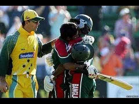 Video: 10 biggest upsets in cricket history