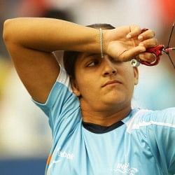 Indian archers bag two gold medals and one silver at Asian Grand Prix