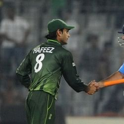 Head-to-head stats: India vs Pakistan in ODIs