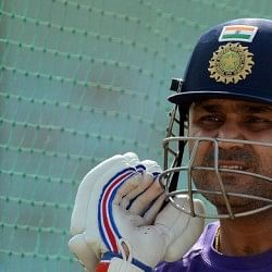 Virender Sehwag quashes rumours of him contesting Lok Sabha elections