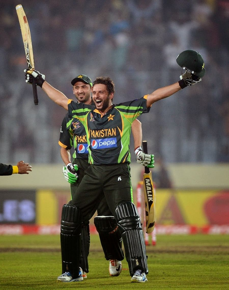 Shahid Afridi: Lala is our hero