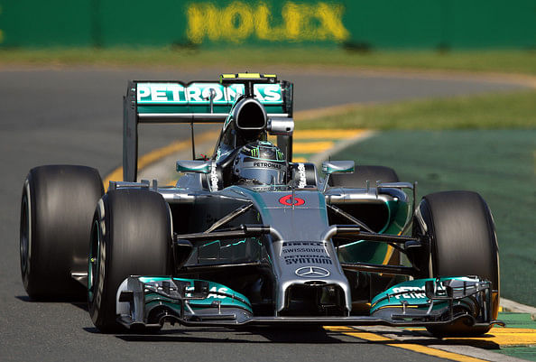 Australian GP 2014: Rosberg leads the way for Mercedes in Free Practice 3