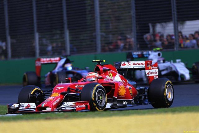 Australian GP 2014 - Things aren't looking good for Ferrari, while Mercedes are soaring